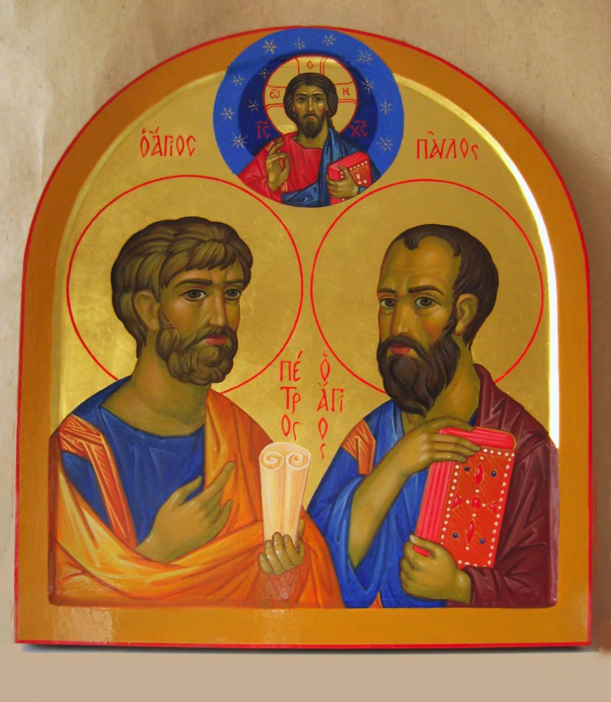 Поздравления с днем Петра и Павла 61